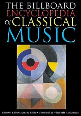 The Billboard Encyclopedia of Classical Music 9780823076444