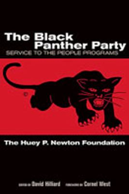 The Black Panther Party: Service to the People Programs 9780826343949