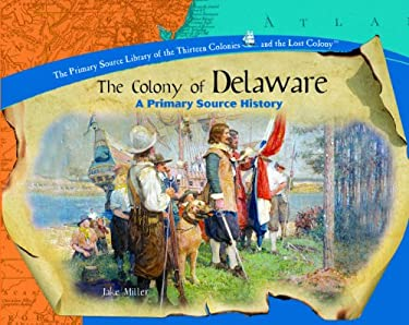 The Colony of Delaware 9780823954827