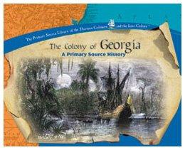 The Colony of Georgia 9780823954742