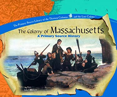 The Colony of Massachusetts 9780823954759