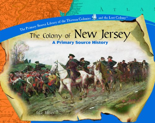 The Colony of New Jersey 9780823954803