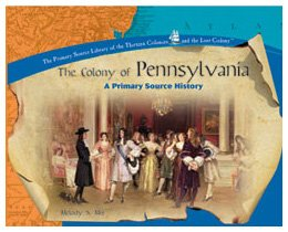 The Colony of Pennsylvania 9780823954810