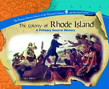 The Colony of Rhode Island 9780823954766
