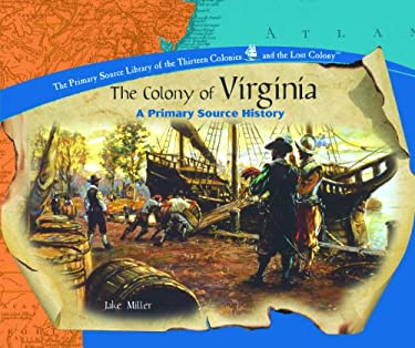 The Colony of Virginia 9780823954841