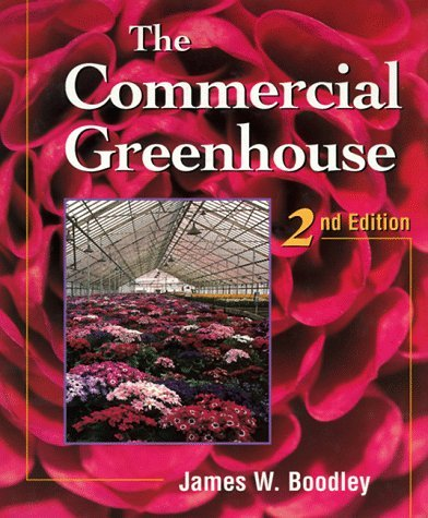 The Commercial Greenhouse 9780827373112