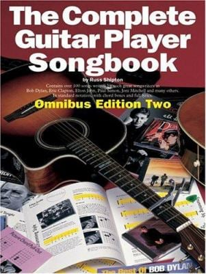The Complete Guitar Player Songbook: Omnibus Edition Two 9780825628283