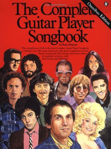 The Complete Guitar Player Songbook - Omnibus Edition 9780825625367