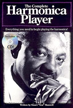 The Complete Harmonica Player [With CD] 9780825634062