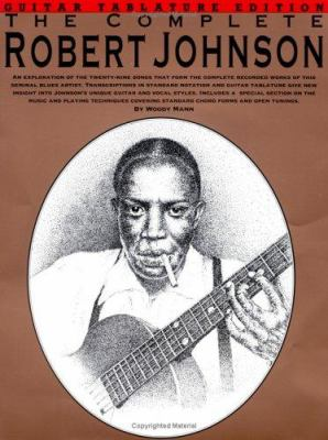The Complete Robert Johnson 9780825603143