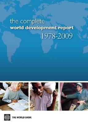 The Complete World Development Report, 1978-2009 9780821372708