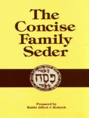 The Concise Family Seder 9780824603182
