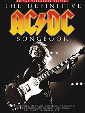 The Definitive AC/DC Songbook 9780825627835