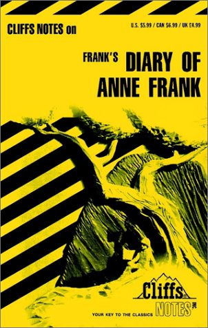 The Diary of Anne Frank 9780822003908
