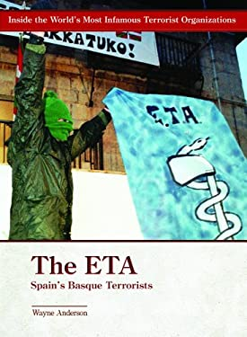 The ETA: Spain's Basque Terrorists 9780823938186