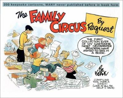 The Family Circus by Request 9780824946036