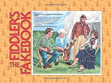 The Fiddler's Fakebook 9780825602382