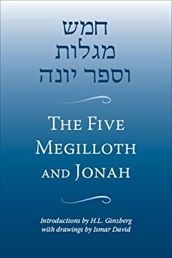 The Five Megilloth and Jonah 9780827608900