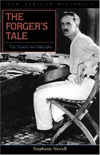 The Forger's Tale: The Search for Odeziaku 9780821417102