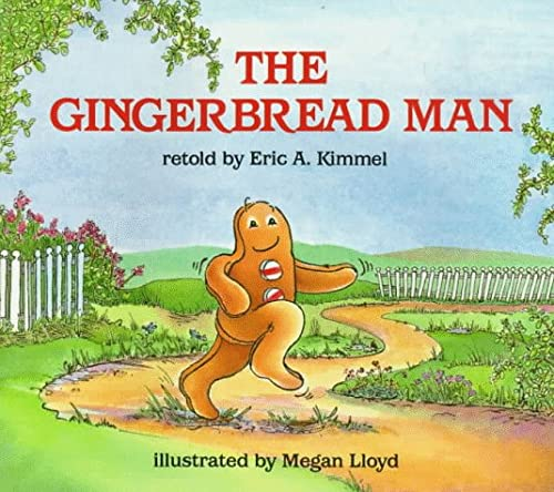 The Gingerbread Man 9780823411375
