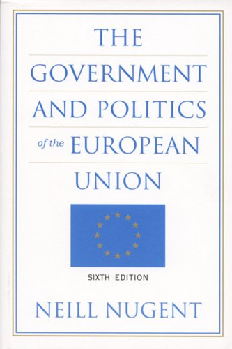 The Government and Politics of the European Union 9780822338703