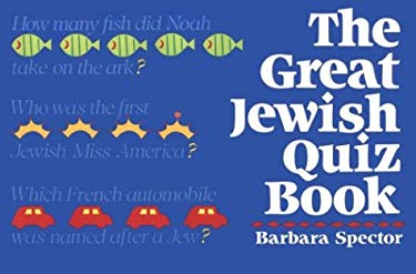The Great Jewish Quiz Book 9780827602601