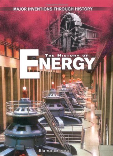 The History of Energy 9780822538066