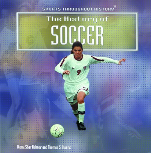 The History of Soccer 9780823954674