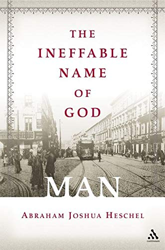 The Ineffable Name of God: Man: Poems 9780826416322