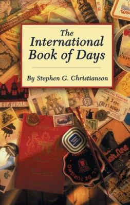 The International Book of Days 9780824209759