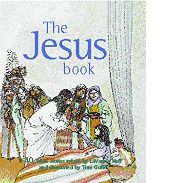 The Jesus Book: 40 Bible Stories 9780829413731