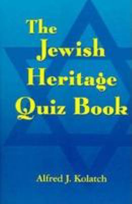 The Jewish Heritage Quiz Book 9780824603748