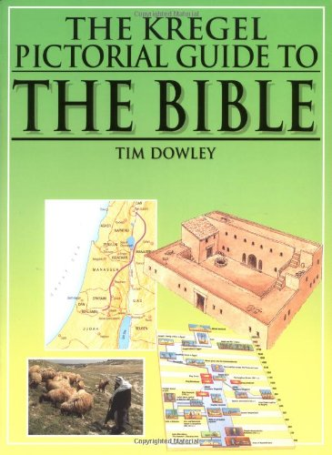 The Kregel Pictorial Guide to the Bible 9780825424649