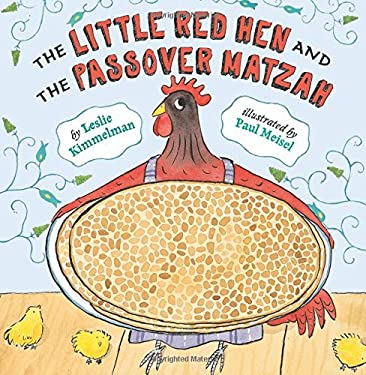 The Little Red Hen and the Passover Matzah 9780823419524