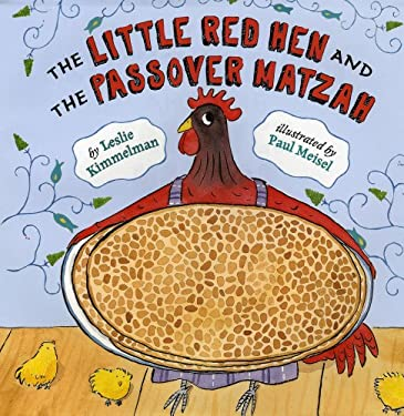 The Little Red Hen and the Passover Matzah 9780823423279