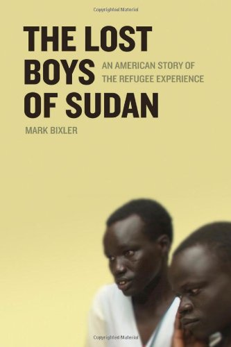 The Lost Boys of Sudan: An American Story of the Refugee Experience 9780820324999