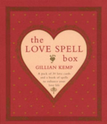 The Love Spell Box: 30 Potent Spells to Enhance Your Love Life [With 30 Full-Color Love Cards] 9780821226902