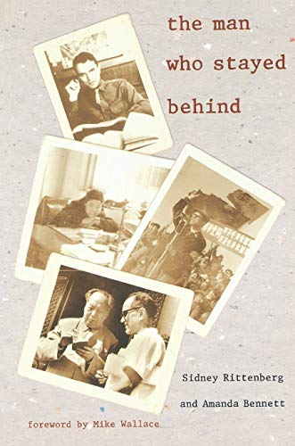 The Man Who Stayed Behind - PB 9780822326670