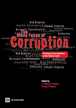 The Many Faces of Corruption: Tracking Vulnerabilities at the Sector Level 9780821367254