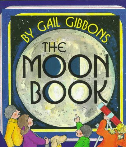 The Moon Book 9780823413645