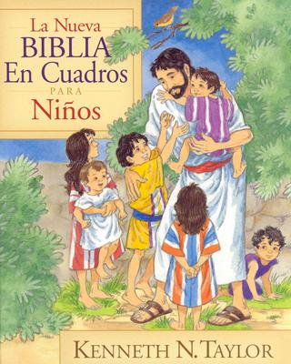 La Nueva Biblia En Cuadros Para Ninos = New Bible in Pictures for Little Eyes 9780825417092