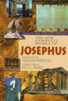 The New Complete Works of Josephus 9780825429248