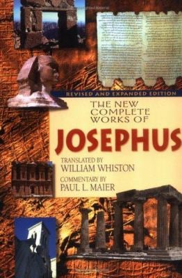 The New Complete Works of Josephus 9780825429484