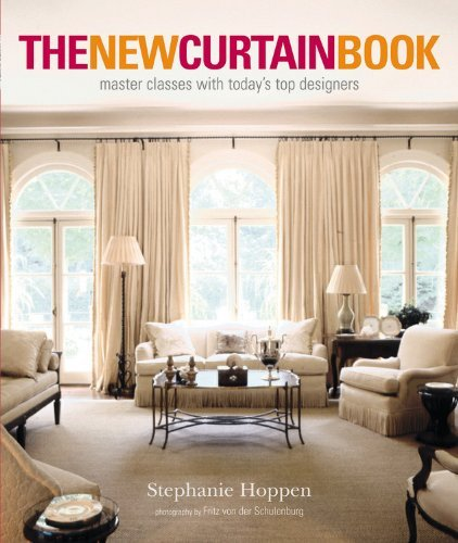 The New Curtain Book: Master Classes with Today's Top Designers 9780821228272