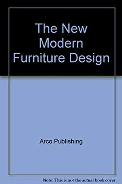The New Modern Furniture Design 9780823071944