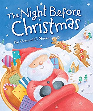 The Night Before Christmas 9780824918842