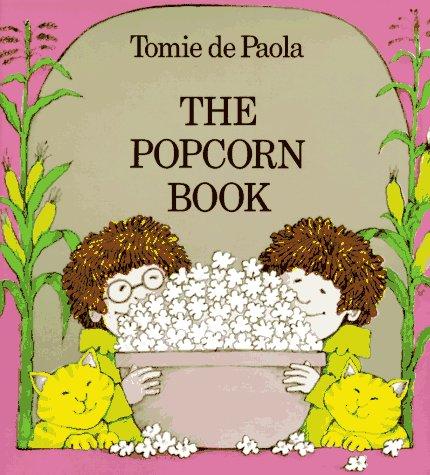 The Popcorn Book 9780823405336