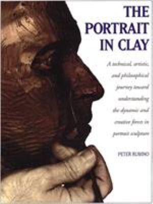 The Portrait in Clay 9780823041022