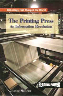 The Printing Press: An Information Revolution 9780823964888
