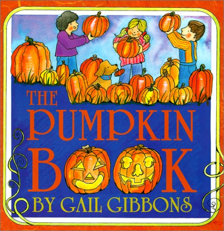 The Pumpkin Book 9780823416363